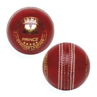 Prince Cricket Ball - 4 Piece - 70 Overs Red